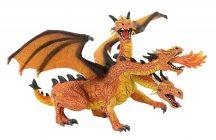 Bullyland játék figura 75548 Három fejű sárkány