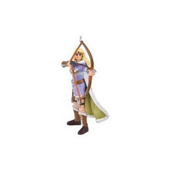 Bullyland játék figura 75563 Eltharia a harcos hercegnő