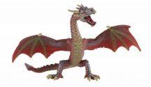 Bullyland játék figura 75591 Repülő sárkány (barna)