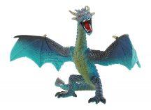 Bullyland játék figura 75592 Repülő sárkány (türkiz)