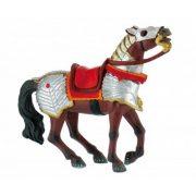 Bullyland játék figura 80767 - Csataló (piros)