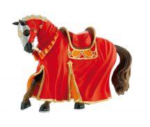 Bullyland játék figura 80768 - Sárkányos lovagi torna paripa