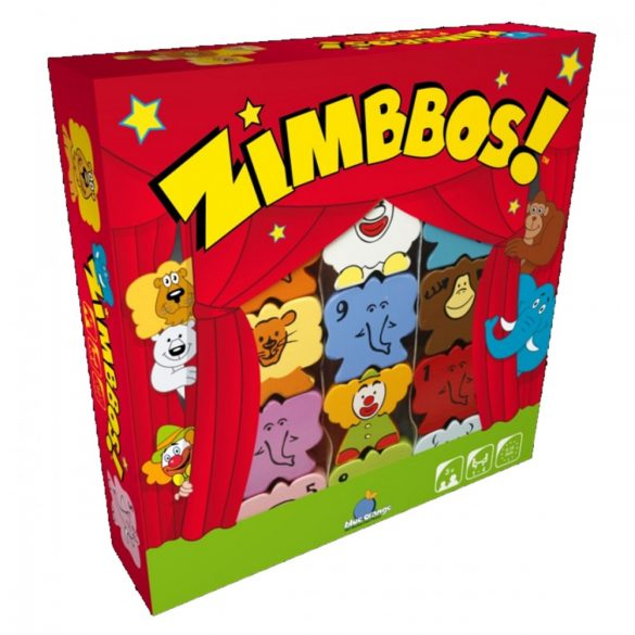 Zimbbos társasjáték