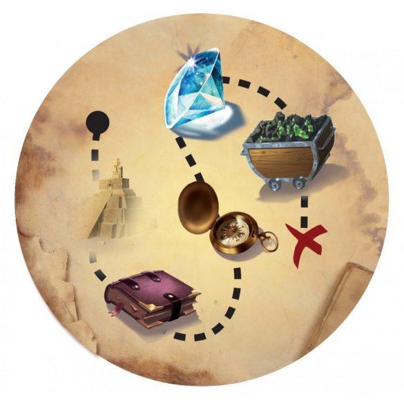 Treasure Rush - Kincsre fel! társasjáték