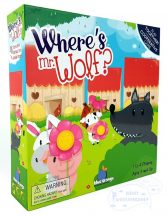 Where's Mr. Wolf? Társasjáték