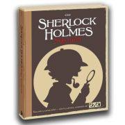 Képregényes kalandok: Sherlock Holmes - Négy rejtély stratégiai kaland könyv