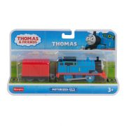 Thomas és barátai TrackMaster - Motorizált Thomas mozdony rakománnyal