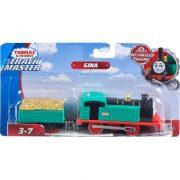 Thomas és Barátai Trackmaster - Gina fém mozdony rakománnyal