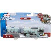 Thomas és barátai TrackMaster - Lexi motorizált fém mozdony rakománnyal