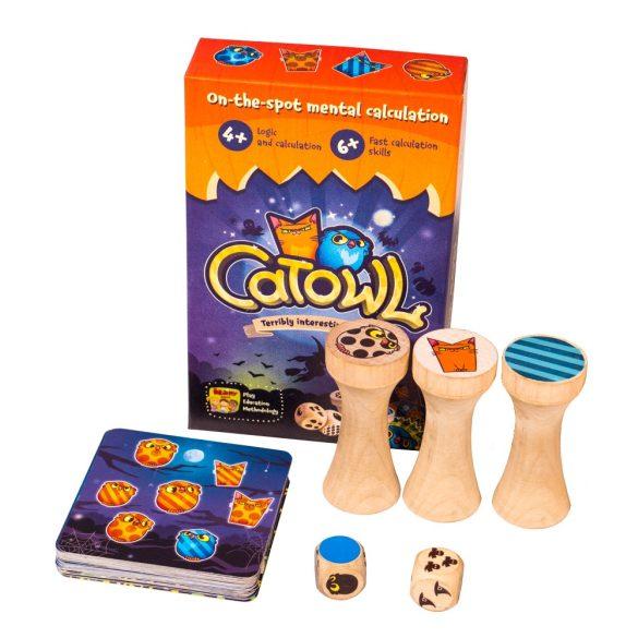 CatOwl - Macskabagoly társasjáték
