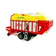 Bruder 02214 Pöttinger Jumbo 6600 takarmányszállító pótkocsi