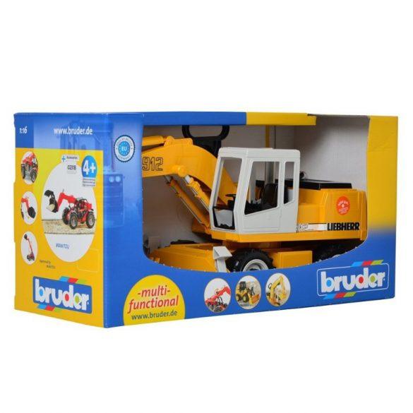 Bruder 02426 Liebherr 912 árokásó