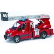 Bruder 02532  Mercedes-Benz Sprinter létrás tűzoltóautó
