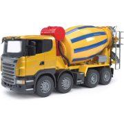 Bruder 03554 Scania R-szériás betonkeverő