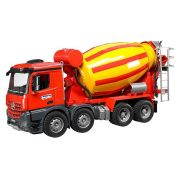 Bruder 03654 Mercedes-Benz Arocs betonkeverő teherautó