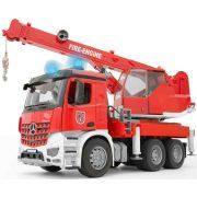 Bruder 03675 Mercedes-Benz Arocs tűzoltósági daru