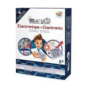 BUKI Mini Lab Elektronika - Riasztó építés