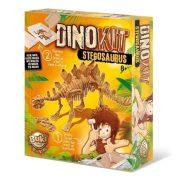BUKI Dinó felfedező készlet - Stegosaurus