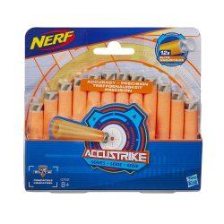 NERF N-Strike Elite Accustrike 12 db-os szivacslövedék utántöltő