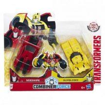 Transformers - Robots in Disguise CombinerForce játék figura - SIDESWIPE vs. BUMBLEBEE