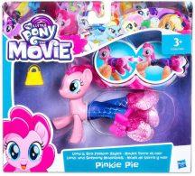 My Little Pony: A film játék figurák - PINKIE PIE sellő ruhában