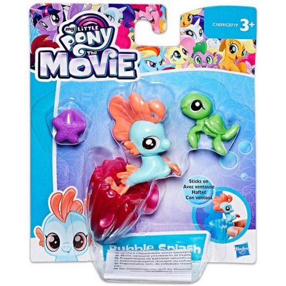 My Little Pony: A film sellőpóni figurák - BUBBLE SPLASH