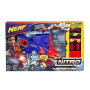 NERF Nitro szivacs kisautó játékszett - FLASHFURY CHAOS