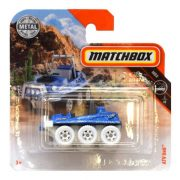 Matchbox Off-Road 3/20 - ATV 6x6 kisautó