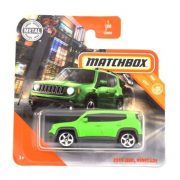 Matchbox City - 2019 Jeep Renegade kisautó