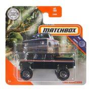 Matchbox Jungle - 1968 Dodge D200 kisautó