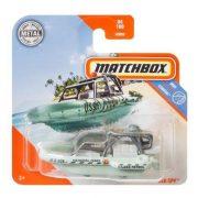 Matchbox Coastal - Sea Spy kishajó