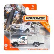 Matchbox City - '10 Ford Állatszállító teherautó
