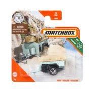 Matchbox Mountain 79/100 - MBX Trailer Trawler utánfutó