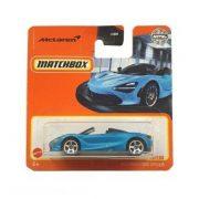 Matchbox 20/100 - McLaren 720 S Spider kisautó