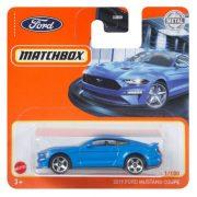 Matchbox 31/100 - 2019 Ford Mustang Coupe kisautó