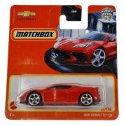 Matchbox 40/100 - 2020 Corvette C8 kisautó