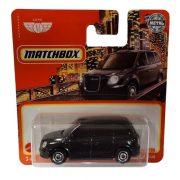 Matchbox 46/100 - LEVC TX Taxi kisautó