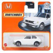 Matchbox 49/100 - 1976 Honda CVCC kisautó