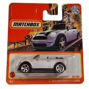 Matchbox 52/100 - 2010 Mini Cooper S Cabrio kisautó