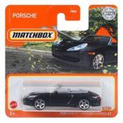 Matchbox 54/100 - Porsche 911 Carrera Cabriolet kisautó