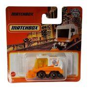 Matchbox 61/100 - MBX Mini Swisher útseprõ kisautó