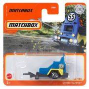 Matchbox 62/100 - Speed Trapper utánfutó