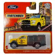 Matchbox 72/100 - 2010 Ford F-150 Animal Control Track állatmentõ kisautó