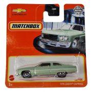 Matchbox 86/100 - 1975 Chevy Caprice kisautó