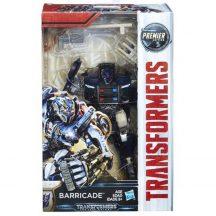 Transformers Premier Edition - Az utolsó lovag játék figura - BARRICADE
