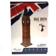 CubicFun 3D puzzle - Big Ben (44 db)