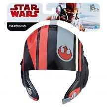 Star Wars 8 játék maszkok - POE DAMERON