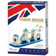 CubicFun 3D puzzle - Tower Bridge (52 db)