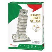 CubicFun C241 3D mini puzzle - Pisa-i ferde torony (27 db)