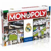 Monopoly Real Madrid társasjáték - Gyűjtői kiadás